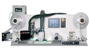 LRNT-18/25 Inspection Rewinder with Inkjet Support