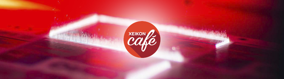 GM Present at Xeikon Café Packaging Innovations