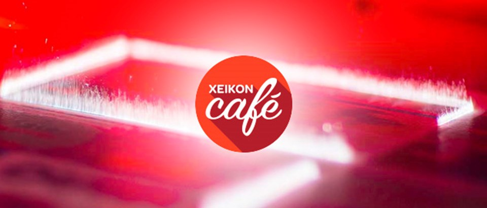 GM at Xeikon Café 2018 in Belgium