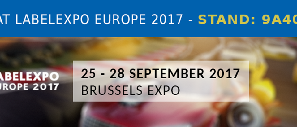 Labelexpo 2017 is getting closer