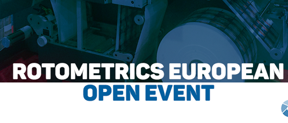 Rotometrics Open Event 2018