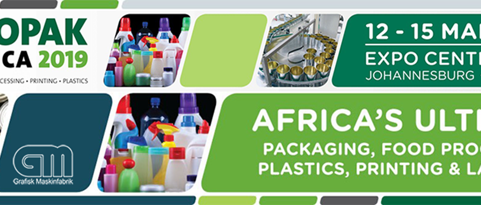 GM at Propak Africa 2019