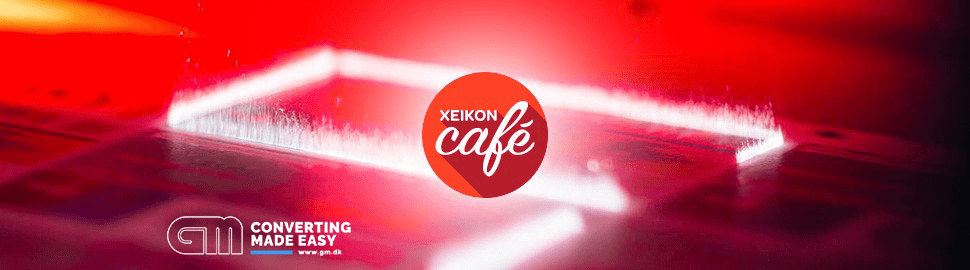 GM at Xeikon Café 2019 in Belgium