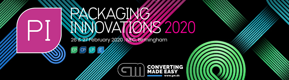 GM at Packaging Innovations 2020