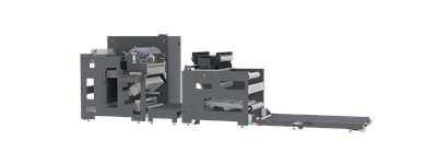 IC30 Inline Coating system for HP Indigo